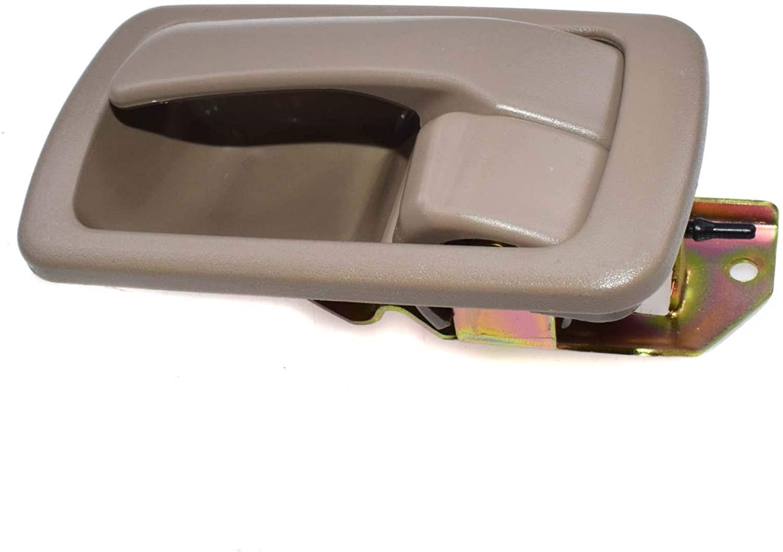 Beige Left Side Inside Door Handle 69206-32070 New For Toyota Camry 1992 1993 1994 1995 1996