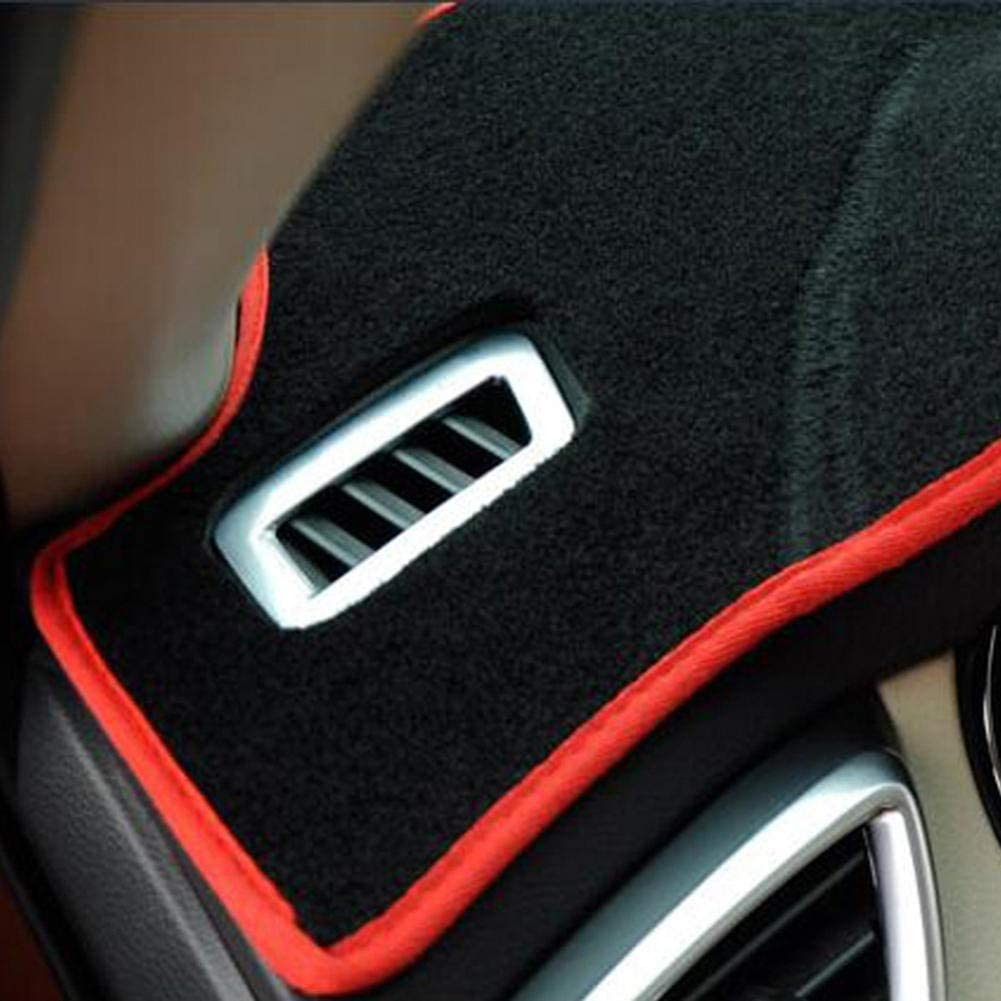 IYksad The Interior Decoration of auto Parts is Free of Installation Dashboard Pads,for Honda City 2008 2009 2010 2013 2014