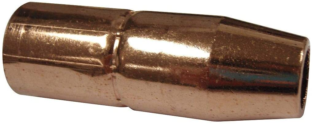 Miller Electric Nozzle, 1/2,1/8 Recess - 169724, (Pack of 2)