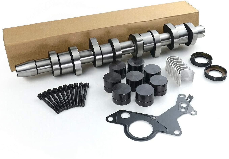 AKWH Camshaft Complete Kits for VW Jetta New Beetle Golf 1.9 TDI 2004-2005, 038109101R 038109309A 68000666AA