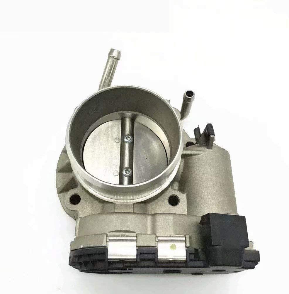 NaNa-AUTO: Throttle Body 35100-25400 for HYUNDAI SANTA FE SONATA TUCSON KIA OPTIMA RONDO