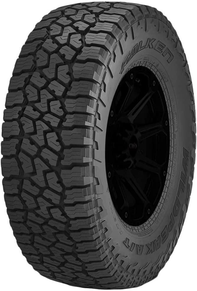 Falken WILDPEAK A/T3W All- Terrain Radial Tire-LT255/80R17/ 118S