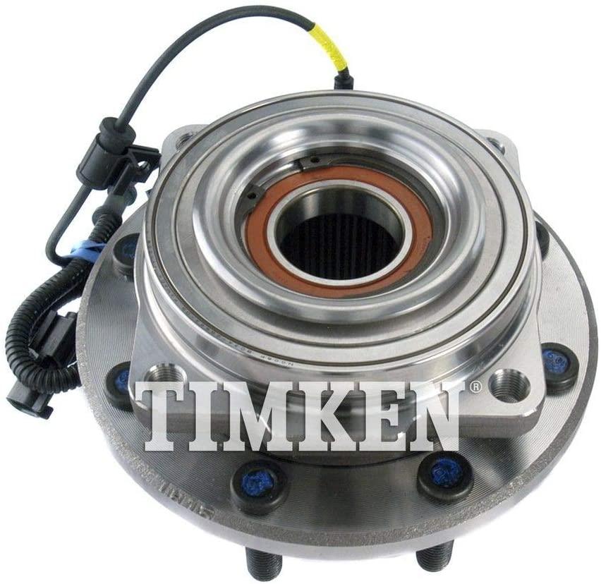 Timken HA590437 Wheel Bearing and Hub Assembly