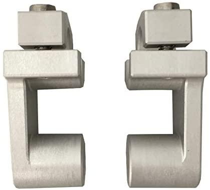 Universal Grip Bar Handle Bar Riser Height 5cm Width 28mm Color Gray