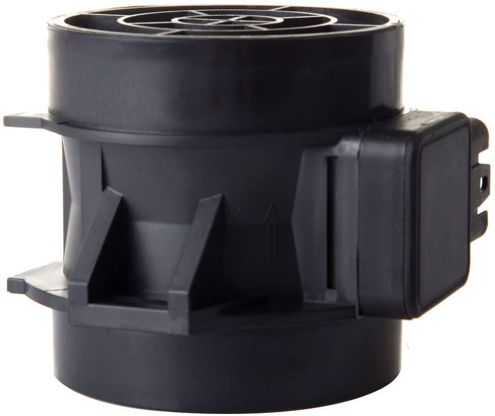 TUPARTS Mass Air Flow Sensor Meter MAF Compatible for BMW 325/325i/E46 2.5L 2002 325 I Models with M54 Engine ID 2004-2005 325/325Ci 2003-2006 X3 2.5L/3.0L Engine 2004-2006 13627513957