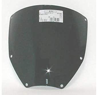 Motorize MRA Windshield, VTR 1000 SP1, 00-01, Black, Original Shape
