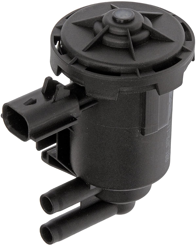 Dorman 911-202 Vapor Canister Purge Valve for Select Models, Black-v395, Mini-v395