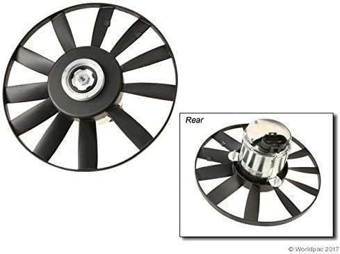 Nissens W0133-1601394 Engine Cooling Fan Assembly