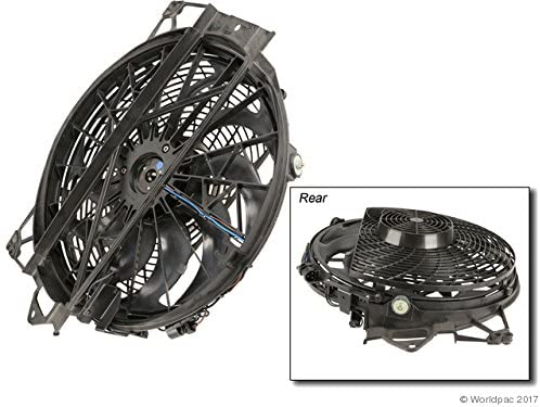 Genuine W0133-1665596 Engine Cooling Fan Assembly