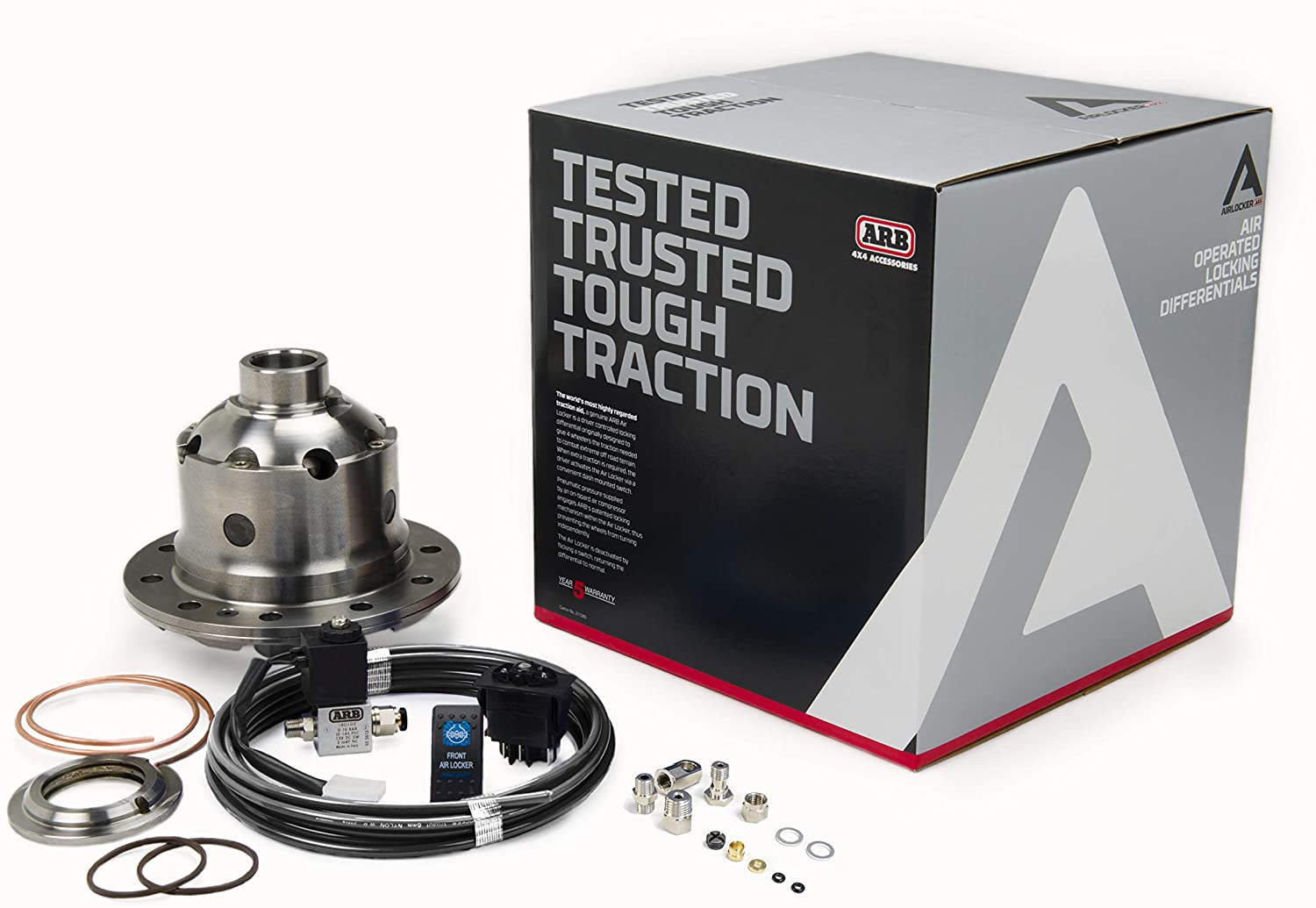 ARB RD81 Air Operated Locking Differential for Ford 8.8