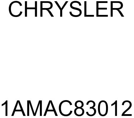 Genuine Chrysler 1AMAC83012 Air Conditioning Accumulator Drier