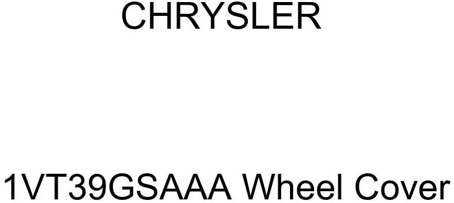 Chrysler Genuine 1VT39GSAAA Wheel Cover
