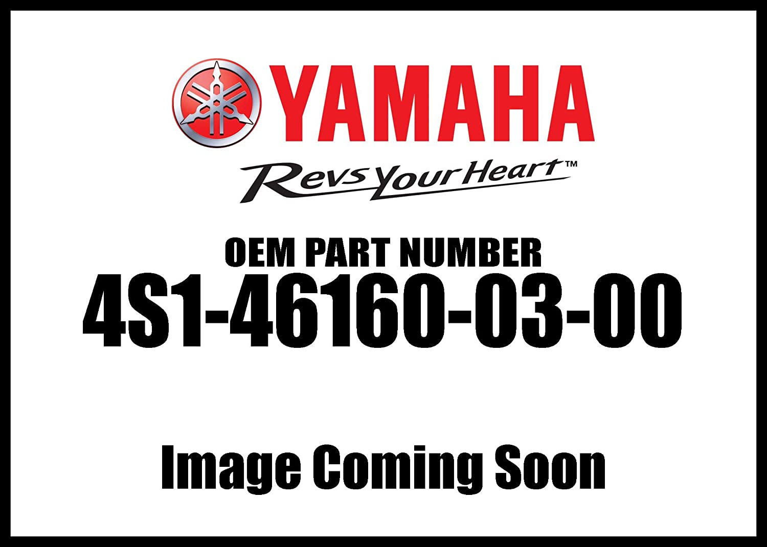 New Yamaha OEM 4S1-46160-03-00 FRONT AXLE GEAR CAS 4S1461600300