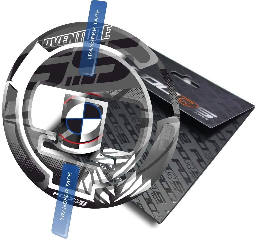 Cappad for F700 GS (Black)