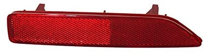 Rareelectrical NEW PASSENGER REFLECTOR LIGHT COMPATIBLE WITH ACURA RDX 2010-2015 33505-SWA-A01 33505SWAA01 HO2831102