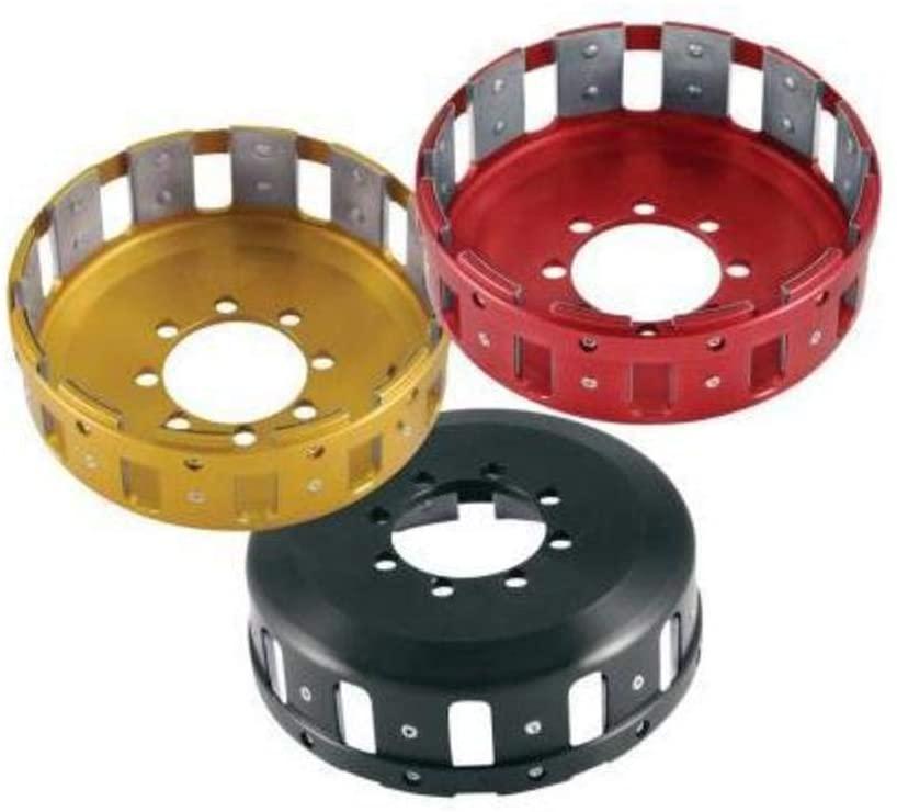 Barnett Performance Products Billet Clutch Basket - Black