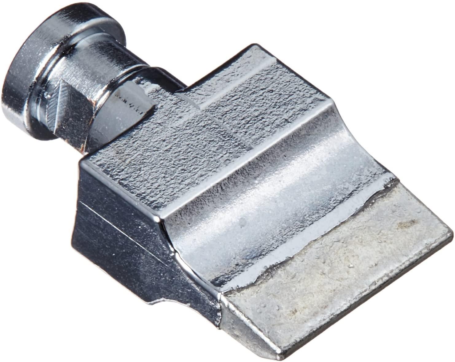 Weller T0054450199N Ltsmt01 Tip Bl 10.4X0.6X7.1Mm with O Barrel, Black