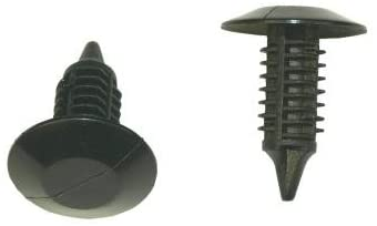 National Parts and Abrasives Replaces Trim Panel Retainer compatible with Chrysler Mini-Vans '87-Up pack of 10