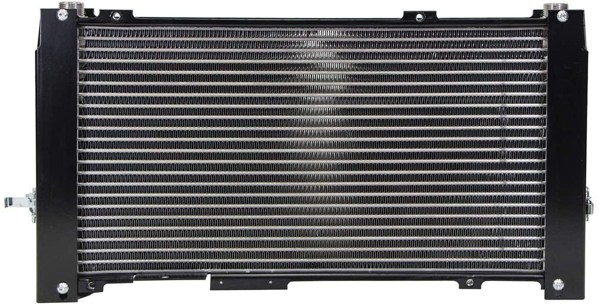 New Aluminum Oil Cooler RE566555, RE226493 for John Deere 7000 Series Tractors