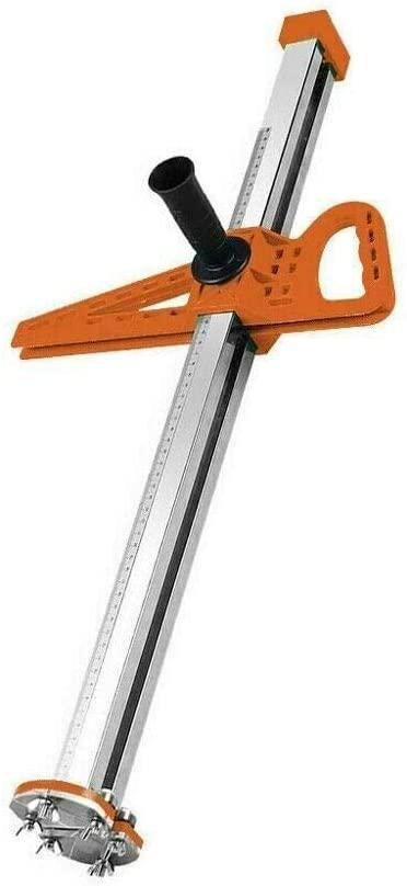 CUORE BANGKOK Manual Gypsum Board Cutter Hand Push Drywall Artifact Tool 20-600mm Cutting Cut