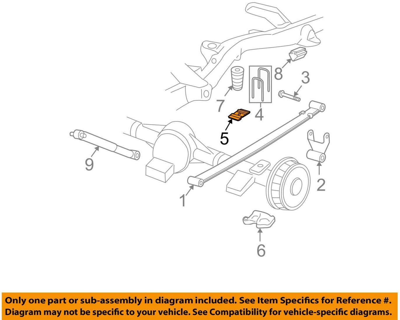 General Motors, Spacer, 15733654
