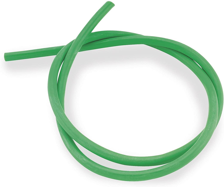 Helix Racing Fuel Line 3/16 IDx5/16 ODx3 Feet Solid Green