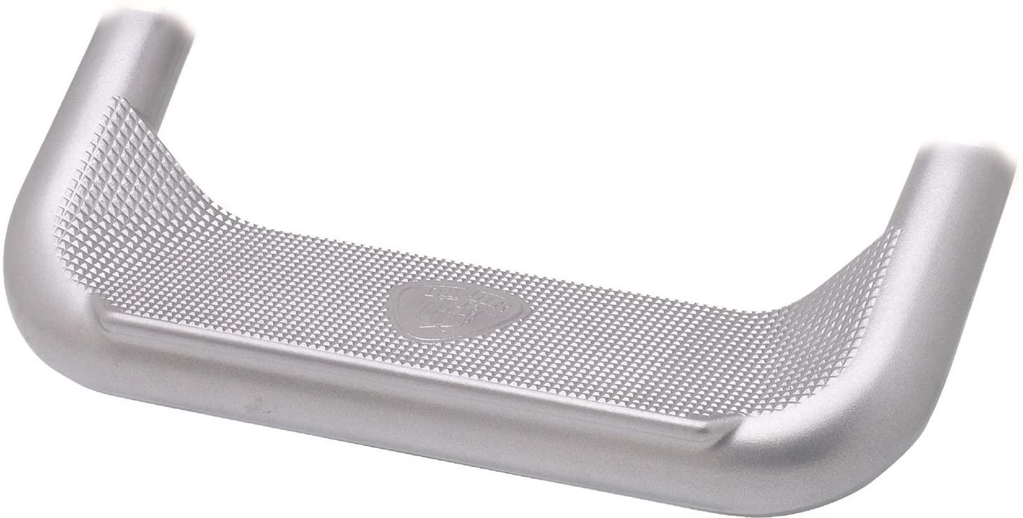 Carr 120164-1 Super Hoop XP4 Titanium Silver Powder Coated Step