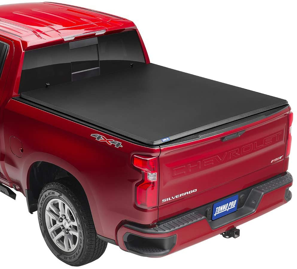 Tonno Pro Tonno Fold, Soft Folding Truck Bed Tonneau Cover | 42-312 | Fits 1973 - 1996 Ford F-Series 8' Bed
