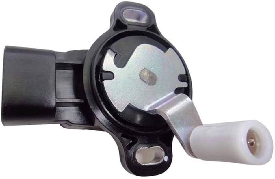 Lianhe Fit for Throttle Position Sensor Accelerator Pedal Assembly for Nissan Navara Pick-up D22 2.5 350Z X-Trail Primera 3502 Sunny 18919-vk50 (Color : Black)