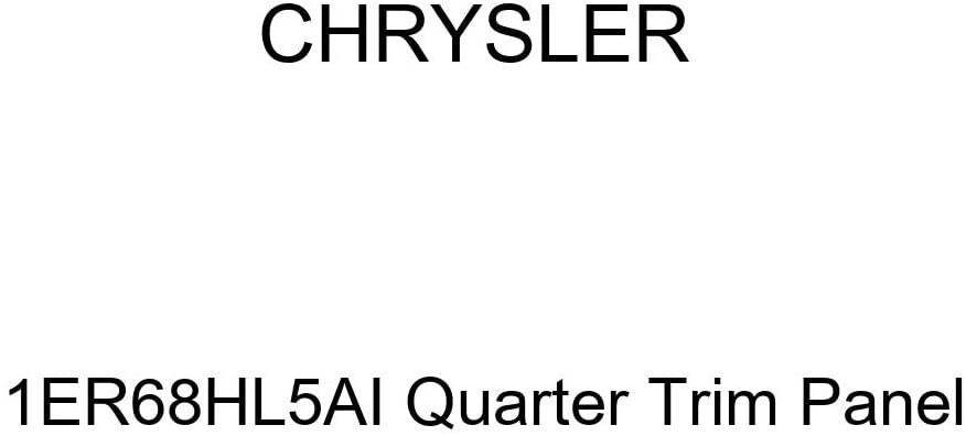 Genuine Chrysler 1ER68HL5AI Quarter Trim Panel