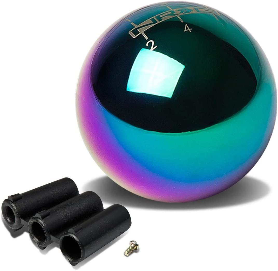 NRG SK-300MC Universal 5-Speed Ball-Type Multi-Color Shift Knob
