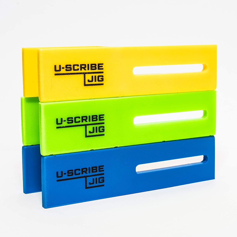 U-Scribe Jig Installers Set