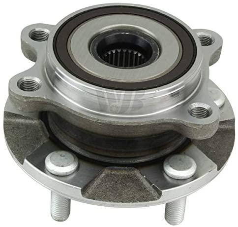 WJB WA513257 - Front Wheel Hub Bearing Assembly - Cross Reference: Timken HA590165 / Moog 513257 / SKF BR930615