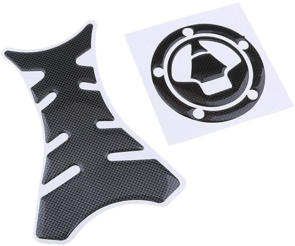 Motorcycle Gas Tank Pad Protector Stickers for Kawasaki Ninja 650R ER-6N