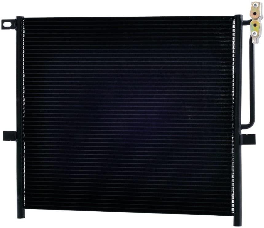 JSD PC0511 A/C Condenser for 2004-2011 BMW E83 X3 2.5 3.0L L6 Ref# 7-3079