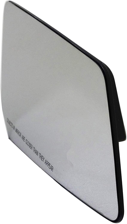 Dorman 56076 Passenger Side Door Mirror Glass for Select Chevrolet/GMC Models