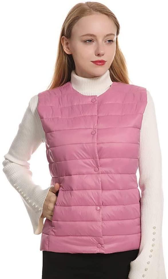 Women Vest Heated for Third Gear Temperature Outdoor Activities A Best Present USB Lightweight Heated Vest for Friends 0321 (Size : XL)