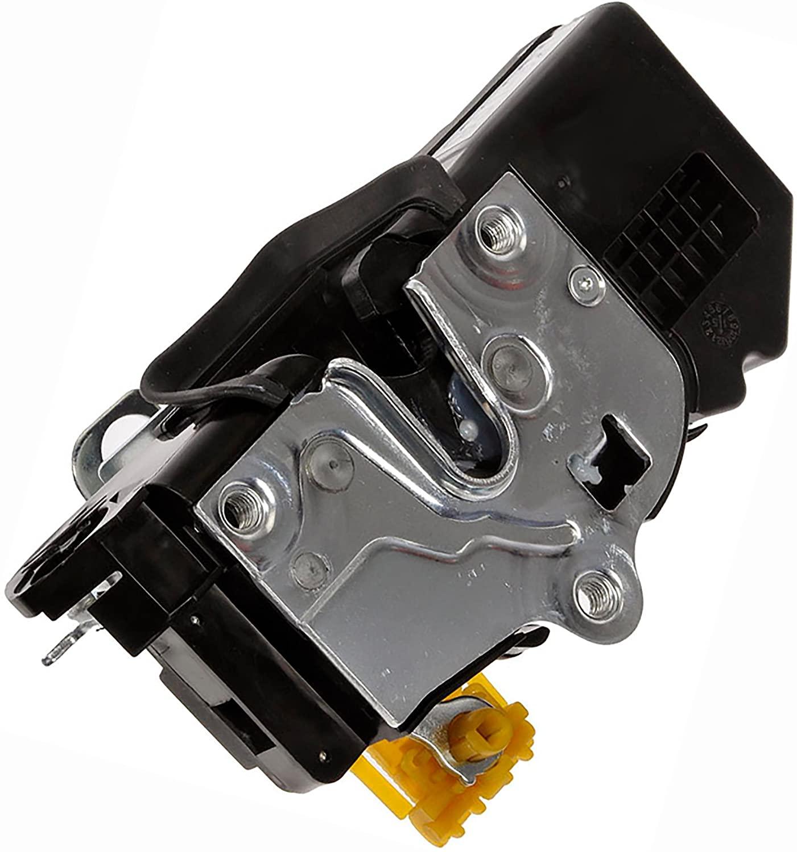 APDTY 136200 Front Right (Passenger-Side) Door Lock Actuator Fits Select Cadillac Escalade/Chevrolet Avalanche, Silverado, Suburban/GMC Sierra, Yukon XL (Replaces 22741772, 22785470)