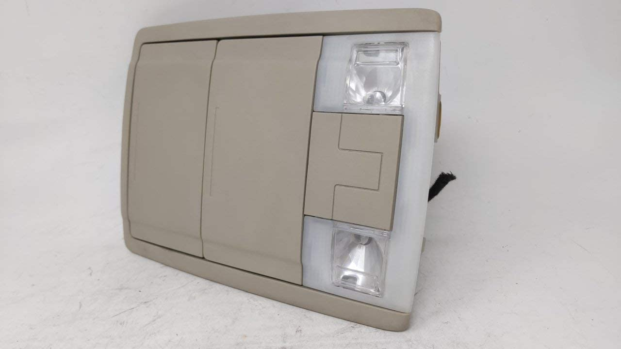 OEMUSEDAUTOPARTS1.COM Compatible with 09 10 11 12 13 14 Ford F-150 Overhead Roof Console Interior Dome Light 49223