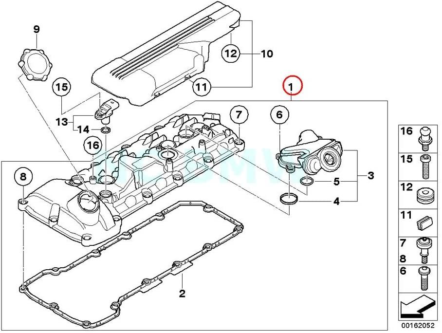BMW Genuine Cylinder Head Cover