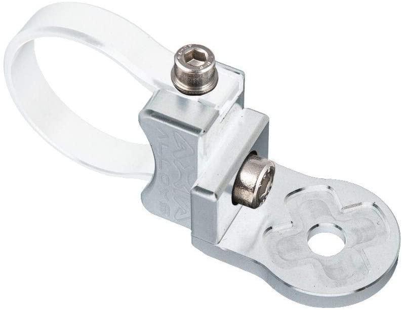 Axia Alloys Adjustable Antenna Mount (Silver)