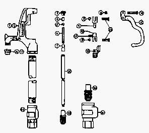 Hydrant Yard Repair Kit Y34