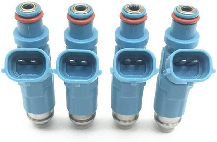 US-JSM 4PCS 23250-74200 23209-74200 Fuel Injector Fit for Toyota Caldina