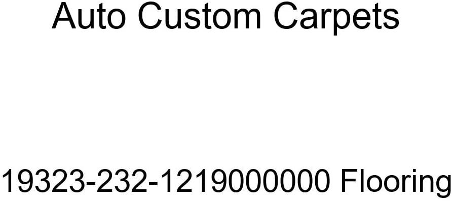 Auto Custom Carpets 19323-232-1219000000 Flooring