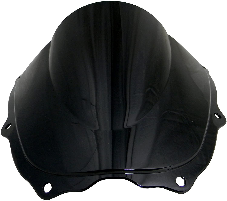 2000-2006 00-06 2000 2001 2002 2003 2004 2005 2006 Honda RC51 RVT1000R VTR1000SP VTR1000SP1 VTR1000SP2 Dark Smoke Windscreen (Injection Molding with Polycarbonate)