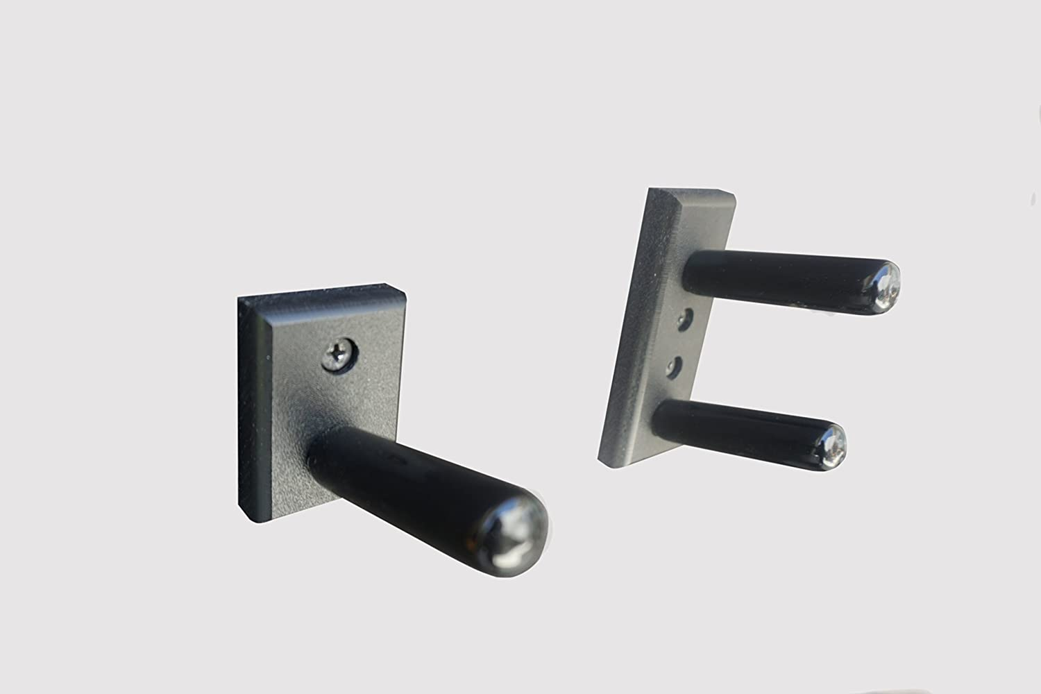 Standard Horizontal Wall Mount for a .22 Cal Rifle with Security Bracket (Made in The USA)