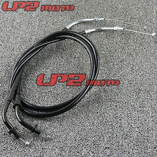 Accessories for Yamaha Dragstar 400 XVS400 DS400 V-Star Throttle Line Throttle Cable Oil Return Cable 1Pair