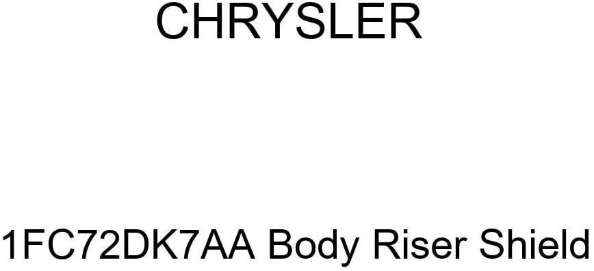 Chrysler Genuine 1FC72DK7AA Body Riser Shield