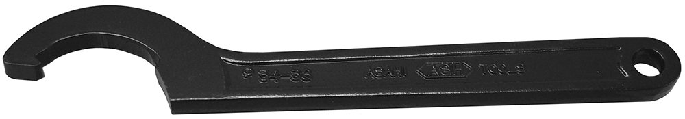 Lyndex 016-SPAN Spanner Wrench for ER16 Collet Chuck Nut