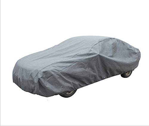 Full Car Cover - Compatible with Chevy Impala 2006 2007 2008 2009 XL Fast SH in Door ONLY